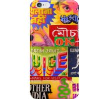 """""""Taste of India"""" iPhone Case/Skin"""