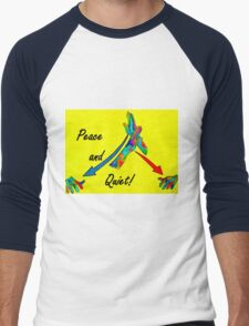 American Sign Language Peace and Quiet T-Shirt