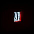 Bloody Red Window by Michael Eyssens