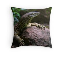 Monitoring Monitor Throw Pillow