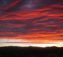Launceston Sunset .Australia by gillsart