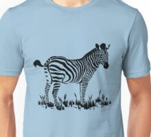 PLAINS ZEBRA-2 Unisex T-Shirt