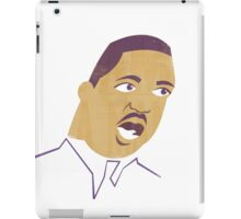 "Martin Luther King Jr. ""I Have A Dream"" iPad Case/Skin"