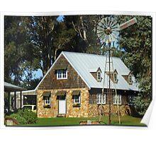 Margaret River Cottage Poster