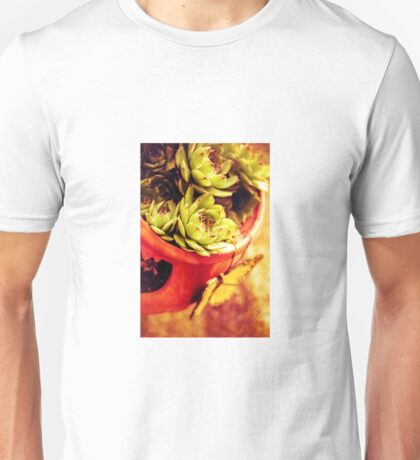 hens and chicken artistic  Unisex T-Shirt