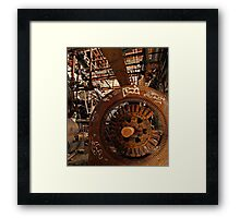 sworn 2 fun Framed Print