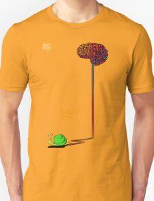 Creativity is intelligence having fun. Unisex T-Shirt