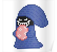 Pixel Egg Thief - Spyro Poster