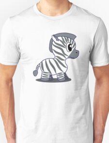 Baby Zebra Unisex T-Shirt
