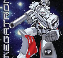 THE REAL MEGATRON! by rebirthgd