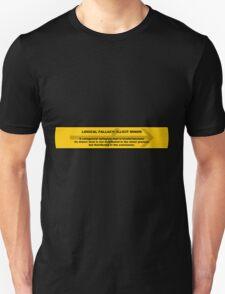 Logical Fallacy - Illicit Minor T-Shirt
