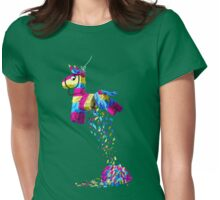 piñata Womens Fitted T-Shirt