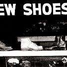 New Shoes  by © Joe  Beasley IPA