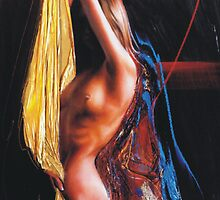 Midas' Daughter by Melissa Mailer-Yates