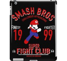 Mushroom Kingdome Fighter iPad Case/Skin