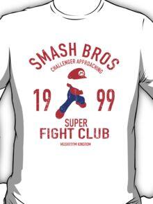 Mushroom Kingdome Fighter T-Shirt