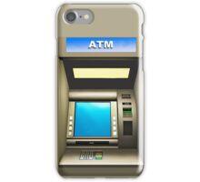 ATM MACHINE iPhone Case/Skin
