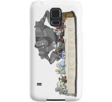 The L@$t $upp3r Samsung Galaxy Case/Skin