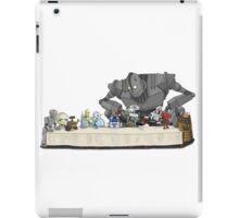 The L@$t $upp3r iPad Case/Skin