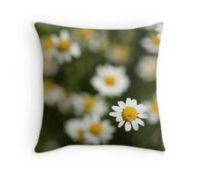 manzanilla Throw Pillow