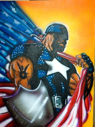 Captain America 2 by rebirthgd