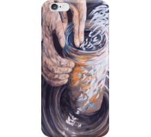 In the Potter's Hands iPhone Case/Skin