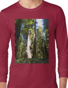 Two Standing Tall Long Sleeve T-Shirt