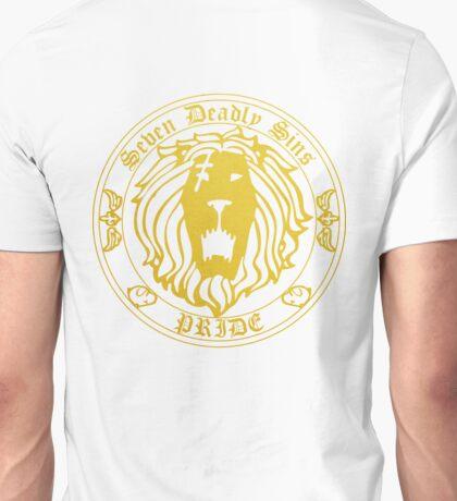 Lion's Pride Back Unisex T-Shirt