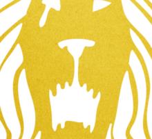 Lion's Pride Back Sticker