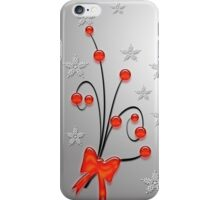 Happy holidays iPhone Case/Skin