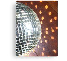 Disco Fever Canvas Print