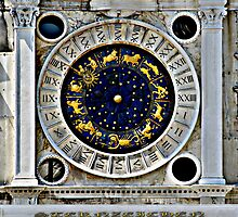 Sign of the zodiac by fuxart