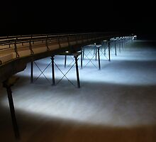 Saltburn Pier by pelfking