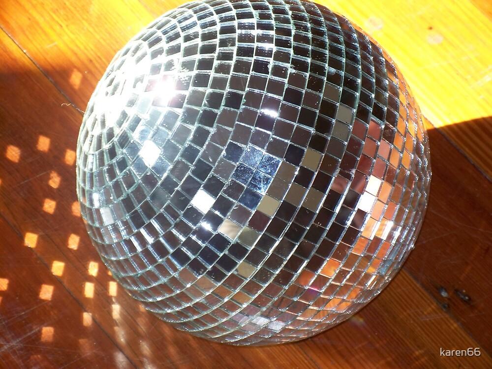 Large Disco ball by karen66