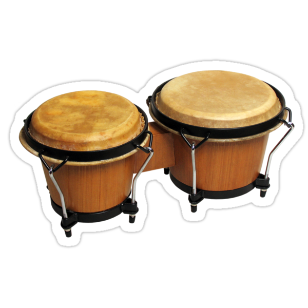 Bongos by StickerNuts