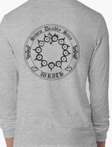 Wrath, The Dragon Long Sleeve T-Shirt