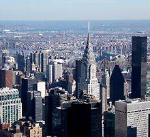 New York City  by TimDuck