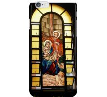 Holy Family Blessed Christmas iPhone Case/Skin