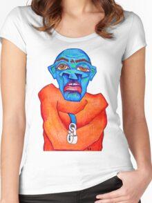 Insane Monster Women's Fitted Scoop T-Shirt