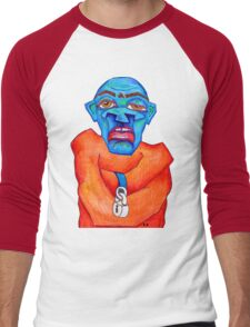 Insane Monster Men's Baseball ¾ T-Shirt