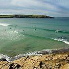 Cornish cove by GlennRoger