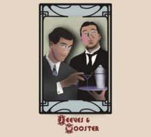 Jeeves and Wooster by dodadue89