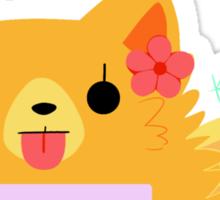 Pom Gets Wifi - Pom Sticker