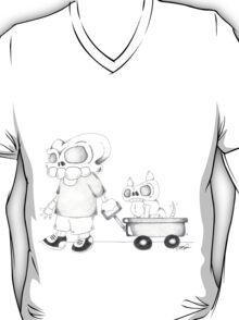 Little (Red) Wagon T-Shirt