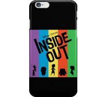 Inside Out (Black) iPhone Case/Skin
