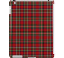 Royal Stewart iPad Case/Skin