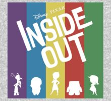 Inside Out (White) T-Shirt