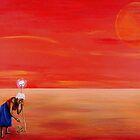 The Last Bodhi Tree by artyjoy