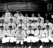 Cincinnati Reds baseball team 1921 by Old-Time-Images