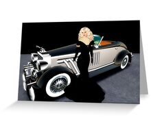 The Starlet Greeting Card
